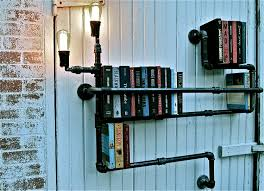 plumbing pipe shelves tubes and pipes are super versatile