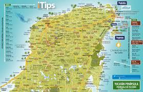 map of mexico yucatan region map of mexico yucatan region 13 maps update 575408 peninsula to