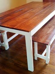 Ana White Farmhouse Table Bench Bench Farmhouse Table And Plans In Admirable Ana White Pictures On