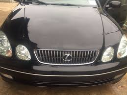 lexus gs300 mag wheels 2003 lexus gs300 tokunbo autos nigeria