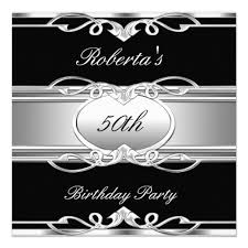 24 best 50th birthday invitation templates images on pinterest