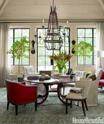 Why I Like This Room A Stylish  Practical Dining Room The - House beautiful dining rooms