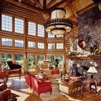 log home interiors images log home interiors justsingit