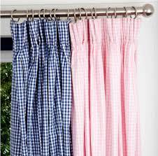 Pink Gingham Curtains Pink Gingham Curtains Uk Farmersagentartruiz