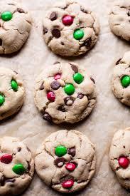 christmas chocolate chip cookies half baked harvest