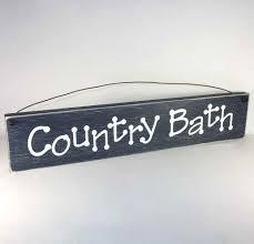 decorative bathroom signs bathroom decor
