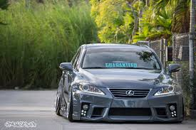 lexus cars 2005 sablan u0027s aimgain lexus is350 stanced up