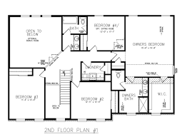 glenwick second story twostory ranch design floorplan newhome