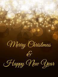 brown christmas cards i wish you a merry christmas santa christmas card birthday
