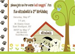 puppy party invitation party themes pinterest puppy party