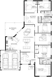 2 story house blueprints the 25 best single storey house plans ideas on story