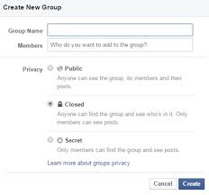 what u0027s really the difference between facebook pages groups and