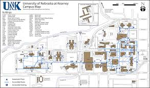 Nebraska Time Zone Map by Parking Services Division Unk Police Department University Of