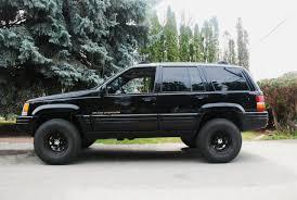 jeep grand cherokee all black 1996 jeep grand cherokee information and photos zombiedrive