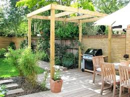 Backyard Canopy Ideas Outside Canopy Freda Stair