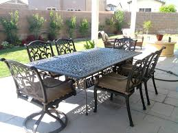 large outdoor dining table luxury outdoor dining sets lesdonheures com