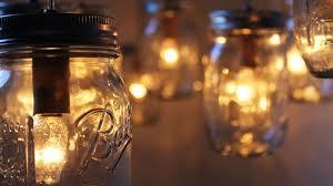 homelife diy jar lights