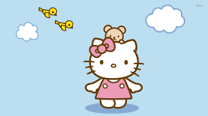 hello kitty hd wallpapers free download