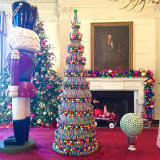 White House Christmas Ornament - white house christmas 2015 america u0027s table