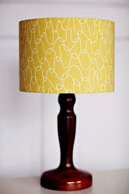 mustard home decor yellow l shade lshade mustard home decor retro decor