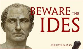 themes in julius caesar quotes beware the ides of march the getty iris