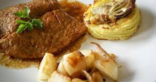 cuisiner escalope de veau escalopes de veau sautées recette des escalopes de veau sautées