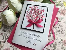 handmade cards luxury handmade birthday cards by pinkandposh co ukpink posh