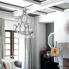 Foyer Chandelier Height Chandelier Size For Two Story Foyer Height Intended Brilliant