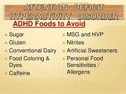 foods to avoid with adhd best food 2017