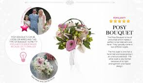 wedding flowers types types of wedding bouquets wedding flowers for a million