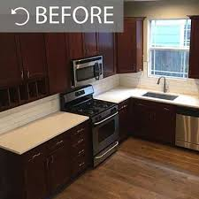 green lower white kitchen cabinets kitchen painting projects before and after paper moon painting