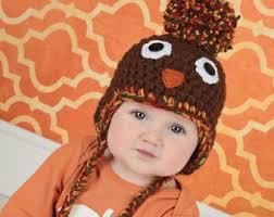 ribbon turkey thanksgiving baby hat thanksgiving baby