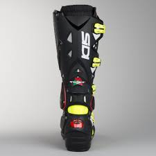 sidi motocross boots review sidi crossfire 2 srs motocross boots yellow fluorescent black now