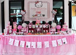 hello kitty u0026 friends 1st birthday party its more than just a party