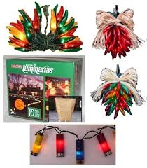 chili pepper lights and covers luminarias free recipes