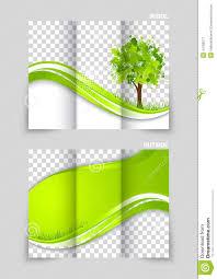 tri fold brochure template design stock vector image 44185577