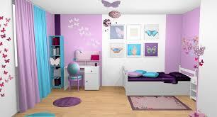 chambre fille bleu chambre fille bleu et violet 13 26 peinture idee 9 lzzy co