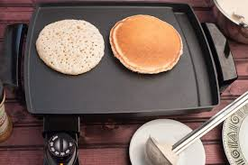 how to cook pancakes on an electric griddle leaftv