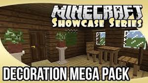 Minecraft Decoration Mod Decoration Mega Pack Mod 1 9 1 8 9 Minecraft Mods Download