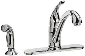 moen ca87528 banbury chrome one handle low arc kitchen moen ca87480 kitchen faucet with side spray from the torrance