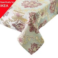 extra large table cloth 130x180cm rectangle damask handmade