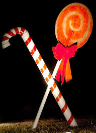 Candy Cane Lights Southeast Texans Tell Us The Best Places To See Christmas Lights