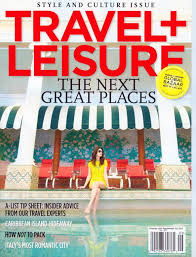 travel and leisure magazine images The greenbrier on the cover of travel leisure media highlights jpg