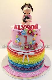 Cake Decorating Singapore A Little Cakeshoppe Singapore Customized 2d And 3d Cakes