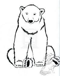 60 nice polar bear tattoos