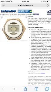 lexus toyota parts cross reference part number u0026 name a c cutoff sensor ih8mud forum