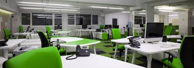 office design services from space planning uk office space