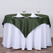 banquet table linens wholesale 54 x 54 willow green wholesale seamless polyester square