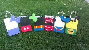 mickey mouse clubhouse party mickey mouse clubhouse party bags 8 bags