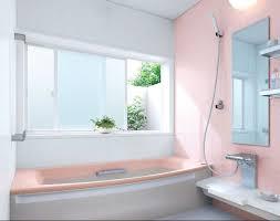 location a bathtub in a tiny size bathroom interior design small